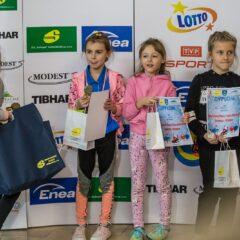 Mali Mikołaje z medalami